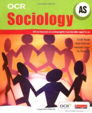 OCR AS Sociology Student Book