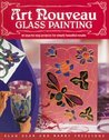 Art Nouveau Glass Painting Made Easy