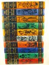 The Young Folks' Shelf of Books : Collier's the Junior Classics 10 Volume Set
