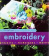 Embroidery (Country Living Needlework Collection)