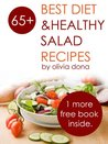 Diet salad recipes book- the best salad recipes for rapid weight loss (best recipes for weight loss)
