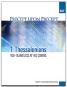 I Thessalonians: You --Blameless at His Coming: Workbook (Precept Upon Precept)