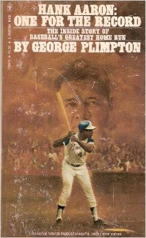One for the Record by George Plimpton