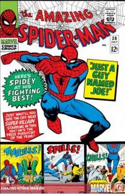 The Amazing Spider-Man by Stan Lee