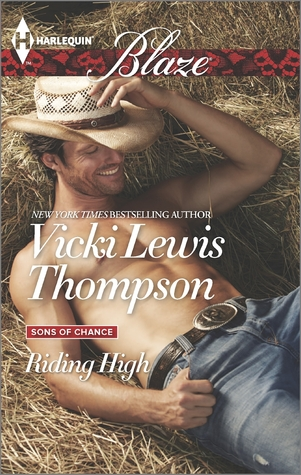 Riding High (Sons of Chance, #14)