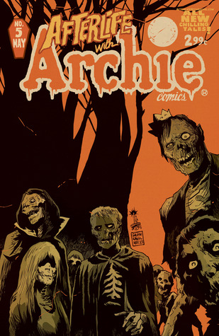 Afterlife with Archie #5: Escape From Riverdale