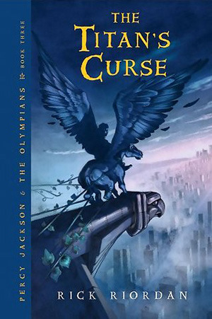 The Titan's Curse by Rick Riordan