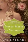 Never Marry a Viscount (Scandal at the House of Russell, #3)