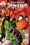 "Avenging Spider-man #7 ""Spider-man and She-hulk Appearance"""