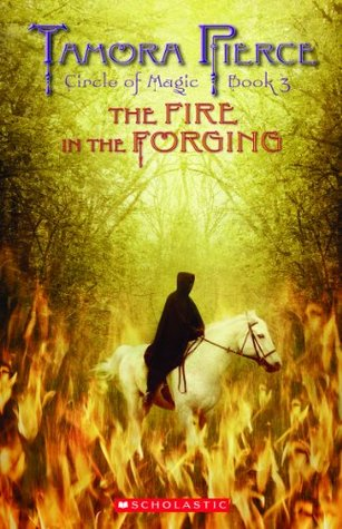 Circle of Magic #3: Fire In the Forging