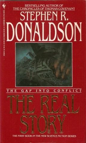 The Gap Into Conflict by Stephen R. Donaldson