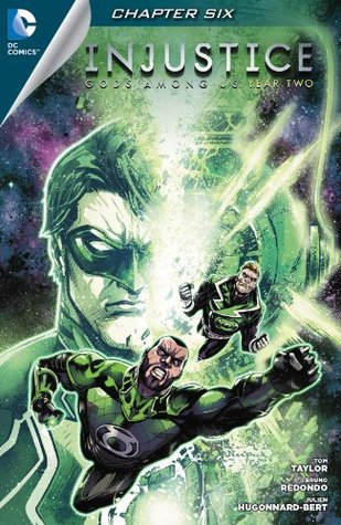 Injustice: Gods Among Us Year Two #6