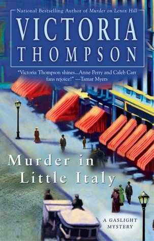 Murder in Little Italy - Victoria Thompson