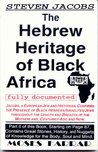 The Hebrew Heritage of Black Africa Fully Documented