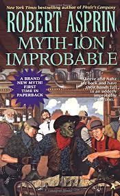 Myth-ion Improbable by Robert Lynn Asprin