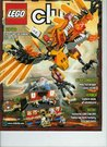 LEGO CLUB MAGAZINE NOVEMBER-DECEMBER 2011 * Ninjago- Enter The Fire Temple * First Ever Lego Club DVD * Alien Conquest Full-Length Comic