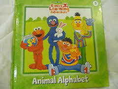 Elmo's Learning Adventure Animal Alphabet