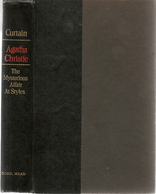Curtain & The Mysterious Affair at Styles by Agatha Christie ...