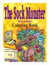 The Sock Monster Coloring Book
