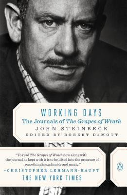 What did john stienback draw into his novels?
