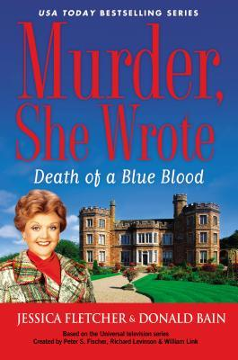 Death of a Blue Blood (Murder She Wrote, #42)