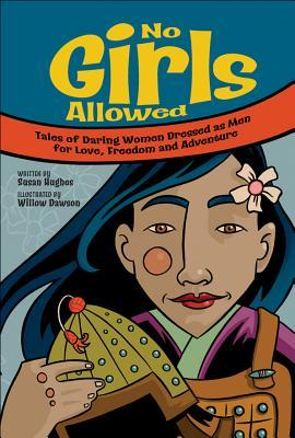 No Girls Allowed by Susan Hughes