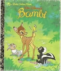 Bambi (Little Golden Book)