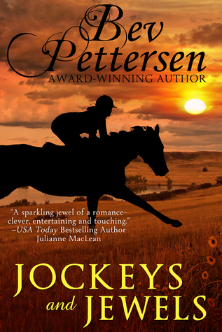 Jockeys and Jewels by Bev Pettersen