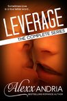 Leverage: The Complete Series (Leverage, #1-3)
