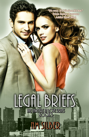Legal Briefs (Lawyers in Love, #3) by N.M. Silber — Reviews ...