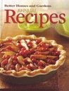 Better Homes And Gardens Annual Recipes 2007