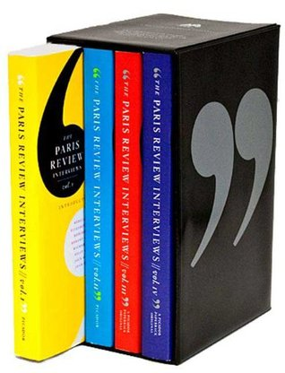 The Paris Review Interviews (Boxed Set) I-IV by The Paris Review