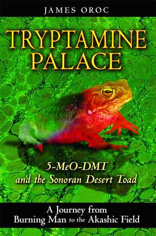Tryptamine Palace by James Oroc