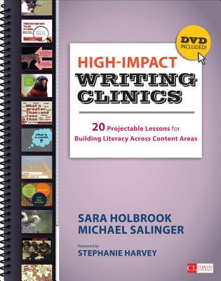 High-Impact Writing Clinics: Classroom-Ready Lessons for Building Content Literacy Through Poetry, Grades 4-8