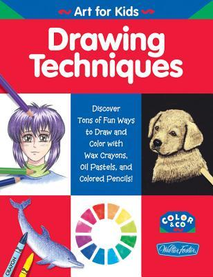 Drawing Techniques (Art for Kids)