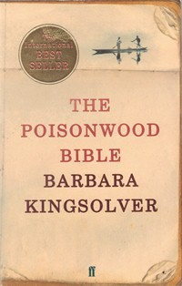 poisonwood bible book 5 The poisonwood bible was an incredible book there are some very mature subjects in this story, but nothing a high school student couldn't handle.