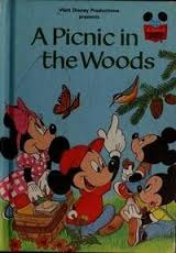 A Picnic in the Woods (Disney's Wonderful World of Reading)