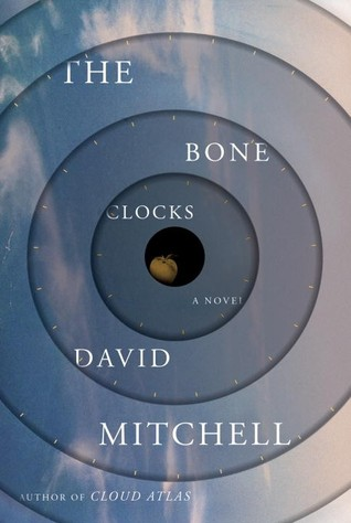 Image result for david mitchell the bone clocks