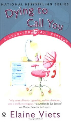 Dying to Call You by Elaine Viets