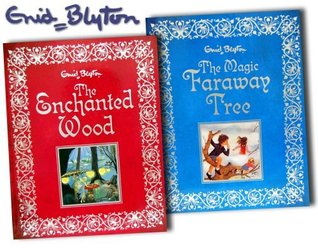 Enid Blyton'S Magic Faraway Tree & Enchanted Wood Collection 2 Full Colour Il