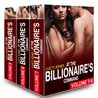 Boxed Set: At the Billionaire's Command - Vol. 7-9