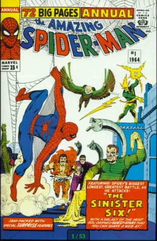 The Amazing Spider-Man, Annual #1 (1964)