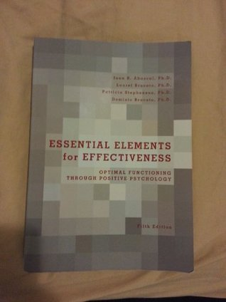 Essential Elements for Effectiveness 5th Ed. (Essential Elements for Effectiveness)