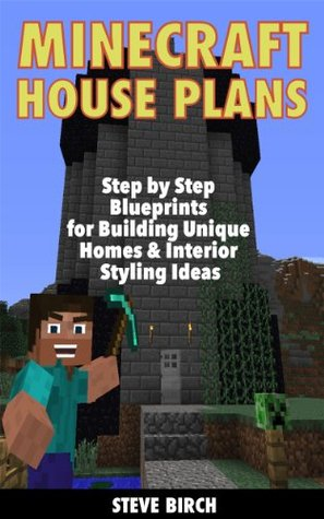 Minecraft house plans step by step blueprints for for Minecraft building plans step by step