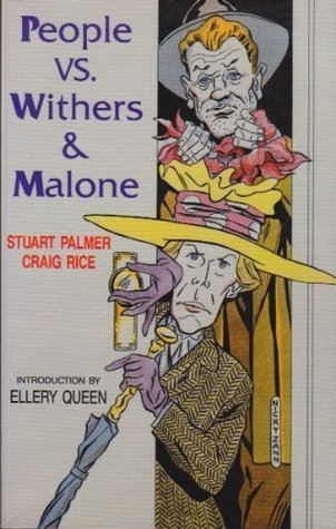 People Vs. Withers & Malone (Library of Crime Classics)