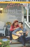Small-Town Homecoming (Moonlight Cove)