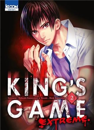 King's Game Extreme, Tome 2 (King's Game Extreme, #2) by Nobuaki ...