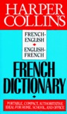 Harpercollins French-English/English-French Dictionary