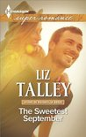 The Sweetest September (Home in Magnolia Bend Book 1)