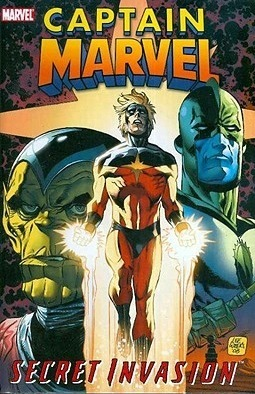 Captain Marvel by Brian Reed